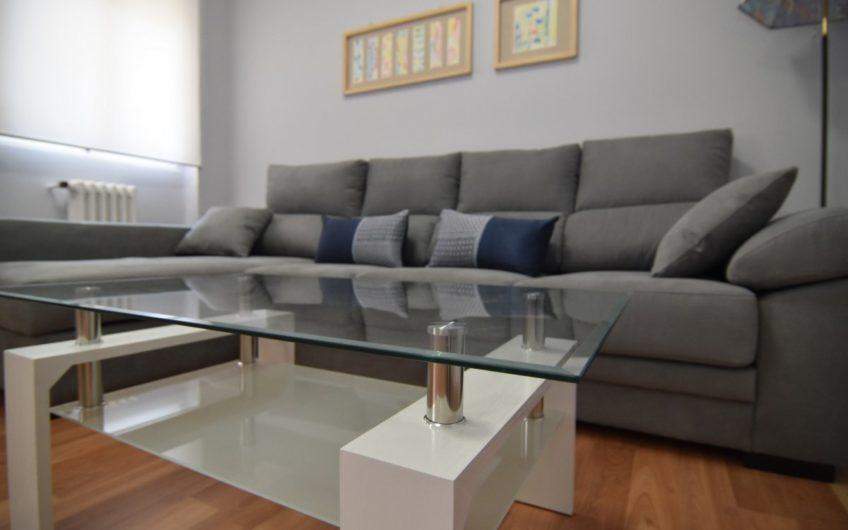 Renovated apartment in Recogidas